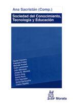 Sociedad del Conocimiento, Tecnología y Educación (ebook)