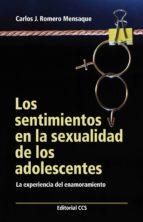 Los sentimientos en la sexualidad de los adolescentes (ebook)