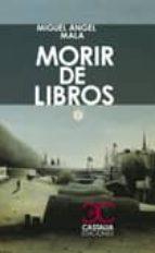 Morir de libros (ebook)