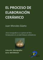 El proceso de elaboración cerámico (ebook)