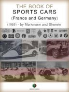 The Book of Sports Cars - (France and Germany) (ebook)