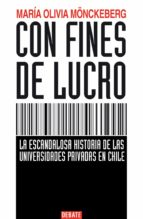 Con fines de lucro (ebook)