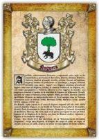 Apellido Noguera.(Aragón) / Origen, Historia y Heráldica de los linajes y apellidos españoles e hispanoamericanos