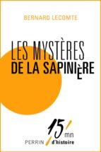 Les mystères de la Sapinière (ebook)