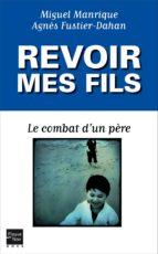 Revoir mes fils (ebook)