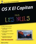 OS X El Capitan Pour les Nuls (ebook)