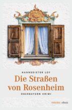 Die Straßen von Rosenheim (ebook)