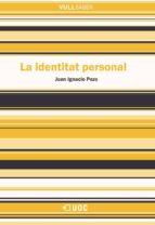 La identitat personal (ebook)