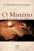 O mistério da palavra de Deus (ebook)