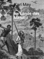 Im Lande des Mahdi I (ebook)
