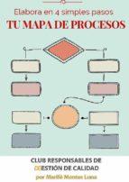 ELABORA TU MAPA DE PROCESOS EN 4 SIMPLES PASOS (PDF) (ebook)