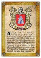 Apellido Abengoza / Origen, Historia y Heráldica de los linajes y apellidos españoles e hispanoamericanos