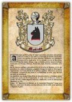 Apellido Moscoso / Origen, Historia y Heráldica de los linajes y apellidos españoles e hispanoamericanos