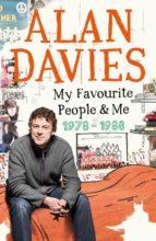 My Favourite People & Me (ebook)