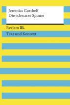 Die schwarze Spinne (ebook)