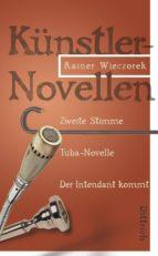 Künstlernovellen (ebook)