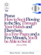 Prana: How to See it Flowing in the Sky, Through Your Hands and Elsewhere. (Manual #045)  (ebook)