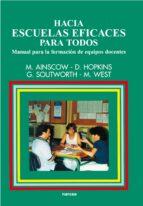 Hacia escuelas eficaces para todos (ebook)