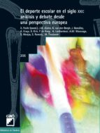 El deporte escolar en el siglo XXI: análisis y debate desde una perspectiva europea (ebook)