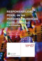 Responsabilidad penal de las personas jurídicas (ebook)