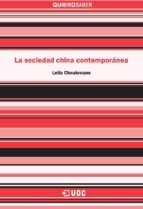La sociedad china contemporánea (ebook)