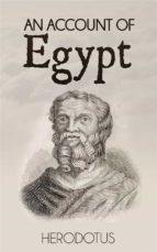 An Account of Egypt (ebook)
