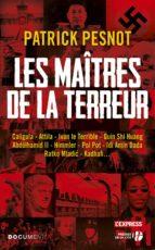Les maîtres de la terreur (ebook)