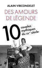 Des amours de légende (ebook)