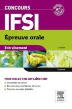 Concours IFSI Entraînement Épreuve orale (ebook)