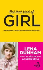 Not that kind of girl (ebook)