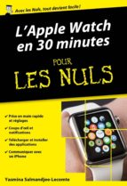 L'Apple Watch en 30mn pour les Nuls (ebook)