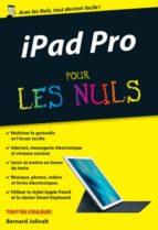 iPad Pro Pour les nuls, édition poche (ebook)