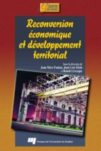 Reconversion économique et développement territorial (ebook)