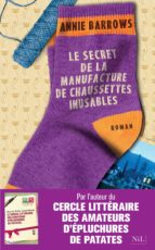 Le Secret de la manufacture de chaussettes inusables (ebook)