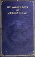 The Oxford Book of American Essays (ebook)