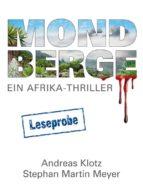 MONDBERGE Leseprobe (ebook)