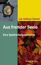 Aus fremder Seele (ebook)