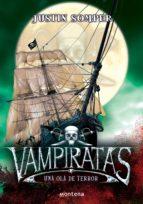 Una ola de terror (Vampiratas 2) (ebook)