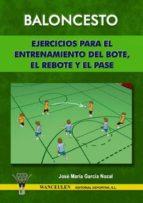 BALONCESTO EJERCICIOS PARA EL ENTRENAMIENTO DEL BOTE, REBOTE Y PASE (ebook)