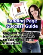 Landing Page Success Guide (ebook)