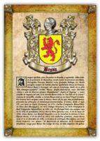 Apellido Bessa / Origen, Historia y Heráldica de los linajes y apellidos españoles e hispanoamericanos
