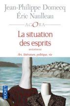 La situation des esprits (ebook)