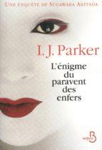 L'Enigme du paravent des enfers (ebook)