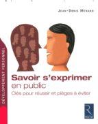 Savoir s'exprimer en public (ebook)