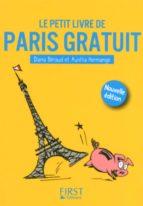Petit Livre de - Paris gratuit, 3e (ebook)