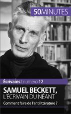Samuel Beckett, l'écrivain du néant (ebook)