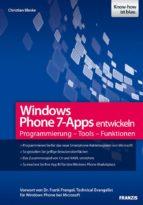 Windows Phone 7-Apps entwickeln (ebook)