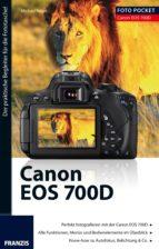 Foto Pocket Canon EOS 700D (ebook)
