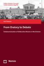 From Oratory to Debate