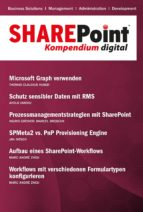 SharePoint Kompendium - Bd. 15 (ebook)